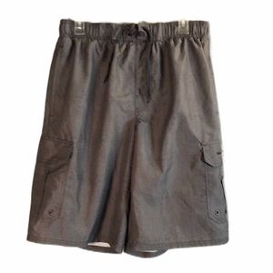 Beverly Hills Polo Club Mesh Lined Shorts S